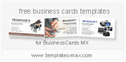 Businesscards mx business cards maker design and print business cards download reheart Gallery